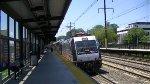 NJT ALP-46 4615 At Metropark