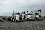 Heavy Semi Trucks