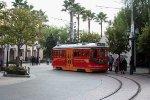 Red Car Trolley 717