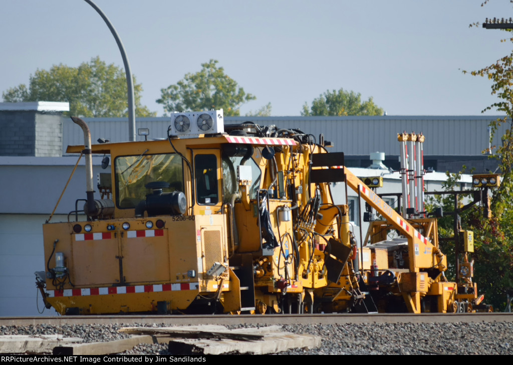 Canadian Pacific Tamper