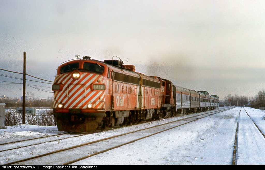 CP 1410, 4477  and 8560 on the Canadian