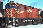 CP 4217 at Lachine