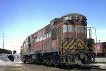 CP 8905  at Alyth (Calgary)