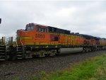 BNSF C44-9W 5053