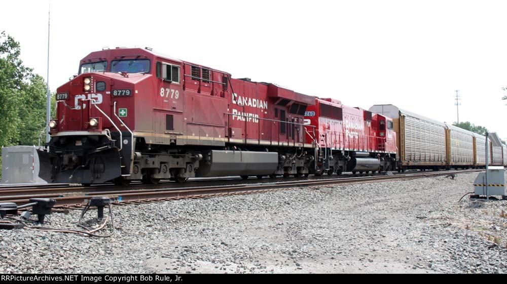 WB CP train