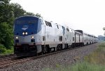 WB Amtrak