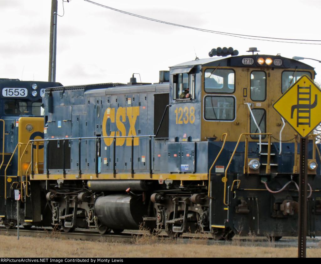 CSX 1238