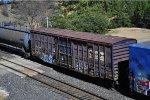 CSX Boxcar at Long Ravine, Near Colfaxm CA