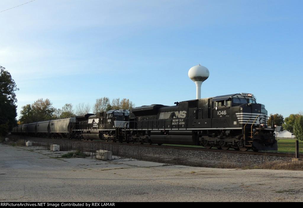 9-30-2012 NS 50J CF 90.3 (HAGERSTOWN) HAGERSTOWN, IN