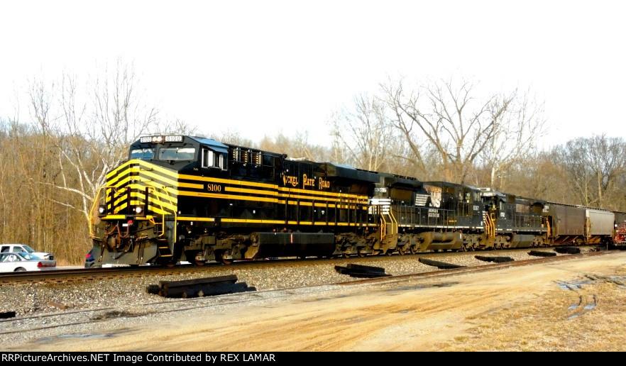 3-20-2013 NS 56G CF 90.3 (HAGERSTOWN) HAGERSTOWN, IN