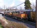 BNSF 5091