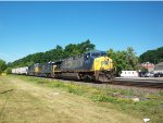 CSX 647 Leads Q380 On Sunday!
