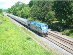 Amtrak 709