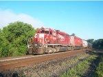 CP 5916 & CP 5957 Lead K408 East