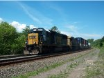 CSX 8594 Leads An Eastbound Intermodal