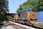 CSX Newbie 975 trailing
