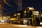 NS 117 under the lights