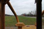 NS 295 bulldozing through Palm
