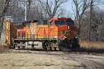 BNSF 5690 - Burlington Northern Santa Fe