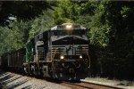 NS 189 led by 7641 rolls through Browns Summit, NC