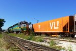 Orange Hopper