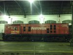 Alco RSD-35 #ME61 at Retiro station.