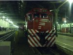 EMD G22 #E713 at Retiro station.