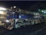 EMD G26 #1001 at Retiro station.