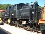 New York Central S-1 Electric No. 113 at the Museum of Transportation