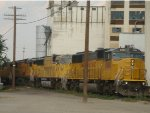 The mystery of Union Pacific SD60M no. 6341