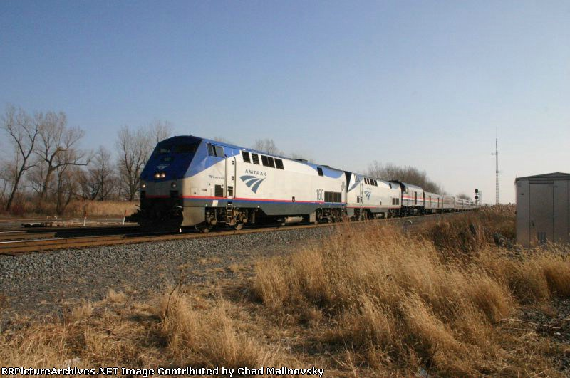 Another Amtrak