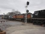 NS 9388 & BNSF 4780