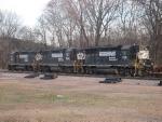 NS 5154 & NS 5066 & NS 7081