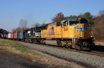 Union Pacific SD70M on EB 24V @ 1117 hrs.