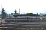 BNSF 9677