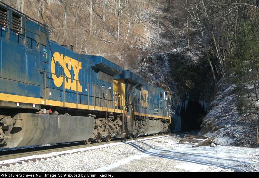 CSX 801