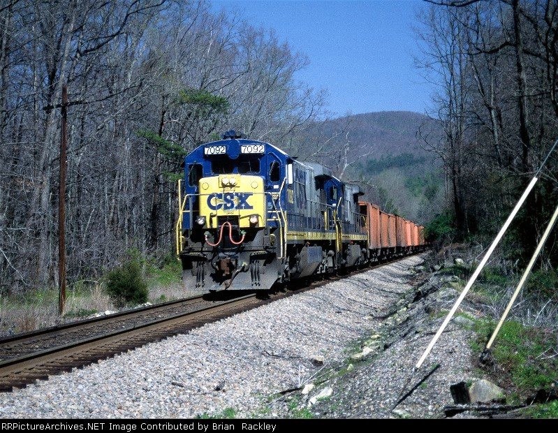 CSX 7092