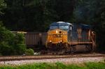 Duke Power coal train