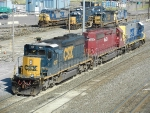 Various EMD Units