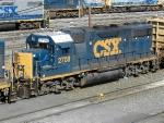 CSXT EMD GP38-2 2708