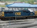 CSXT EMD SD50-2 2495
