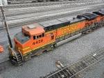 BNSF GE C44-9W 4426