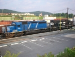 CEFX 3158(SD40-2) NS 5577(GP38-2)