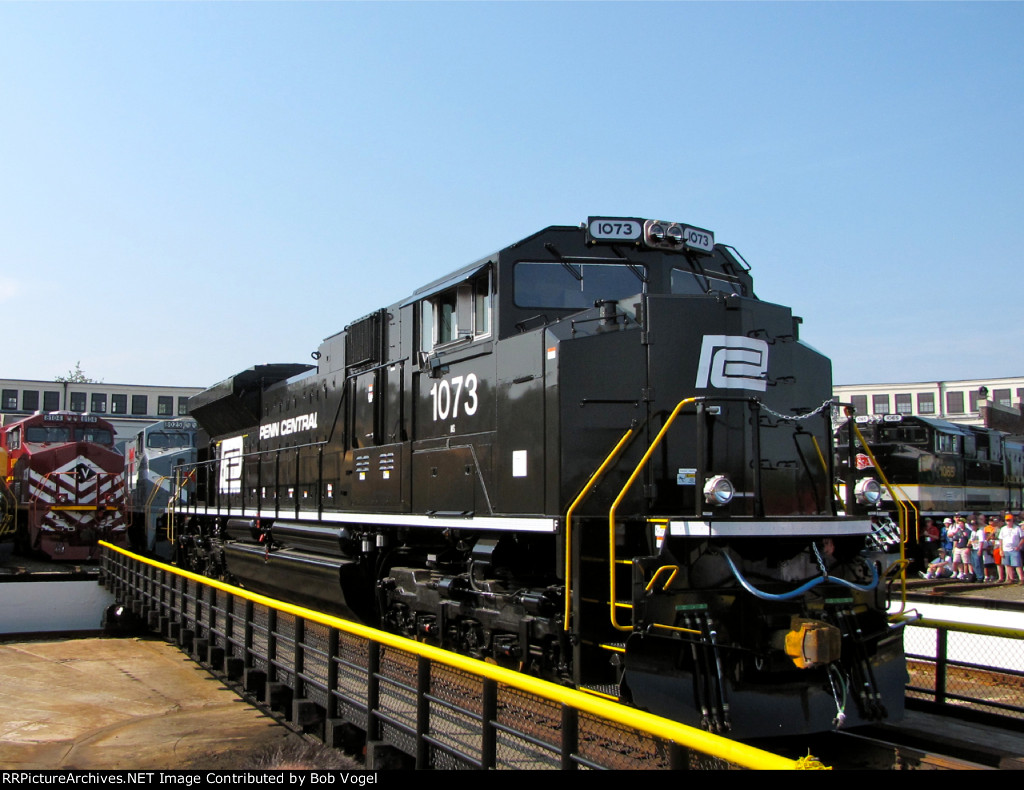 NS Penn Central Heritage