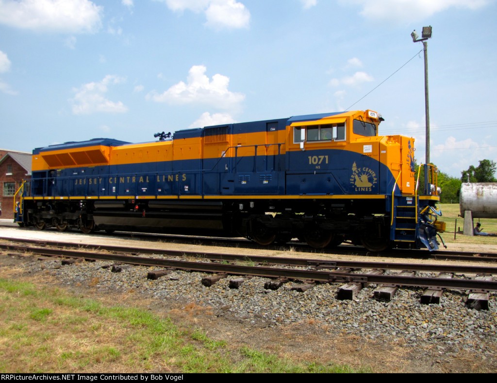 NS Heritage: CNJ