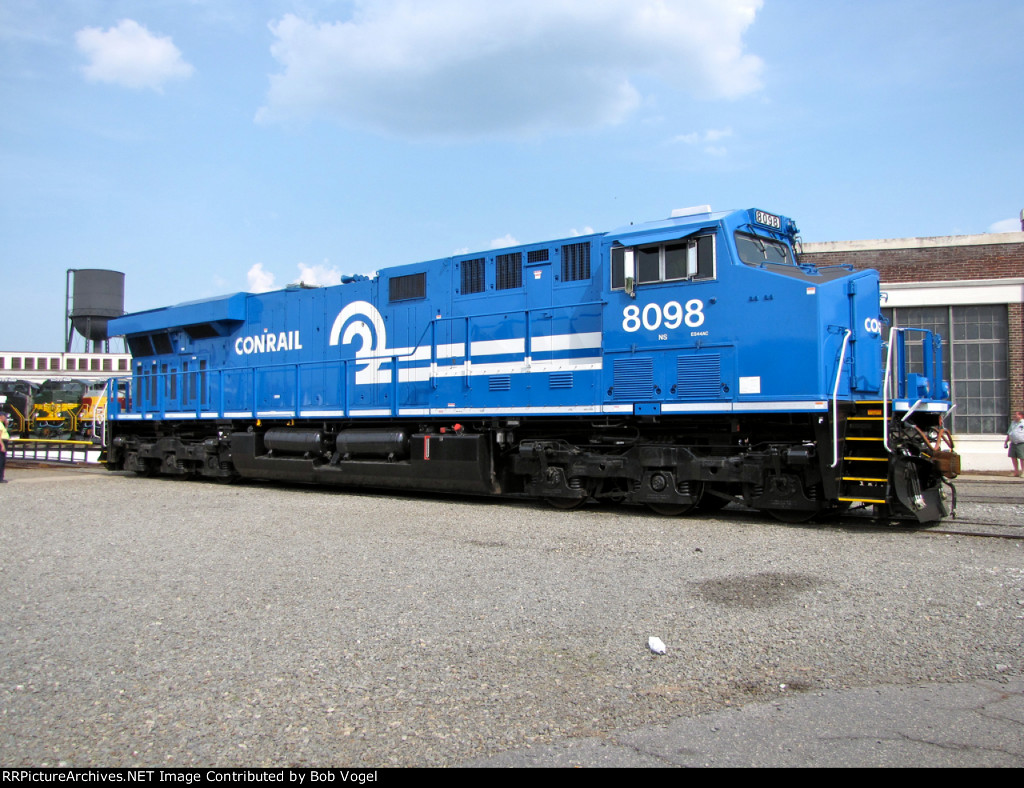 NS Heritage: Conrail