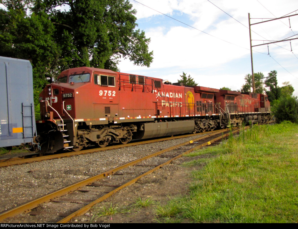 CP 9752 and 9575