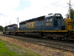 CSX 8817 and HLCX 8180