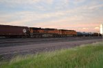 BNSF 7299 & 962