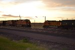 BNSF 7299 & 4349